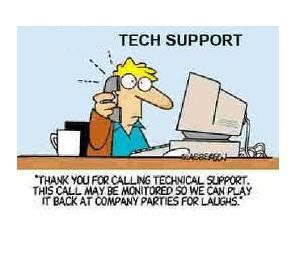 Help Desk Humor by Mazmatters Humor Of The Tech Support