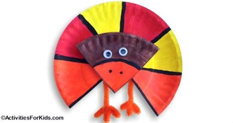 How To Make Turkeys Out Of Paper Plates - show and saturday link up i can teach my child