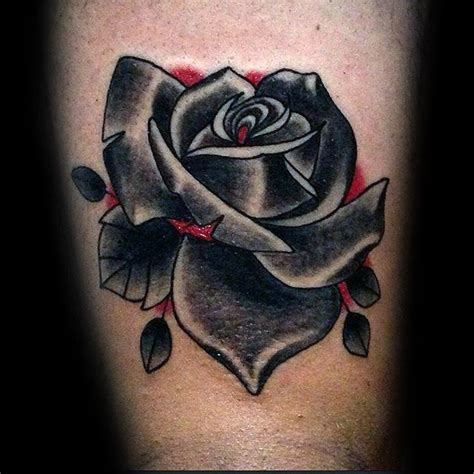 black rose tattoo design 80 black designs for ink ideas