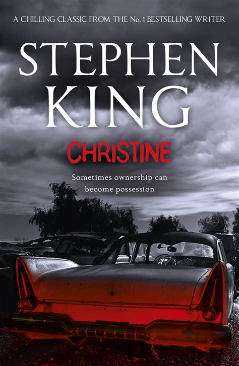 christine by stephen king lost america