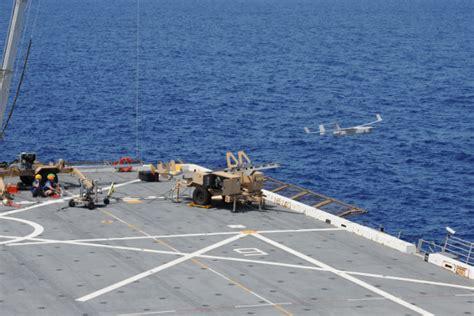 Sabrina Wazik Navy Rq rq 21a blackjack small tactical unmanned air system stuas naval technology