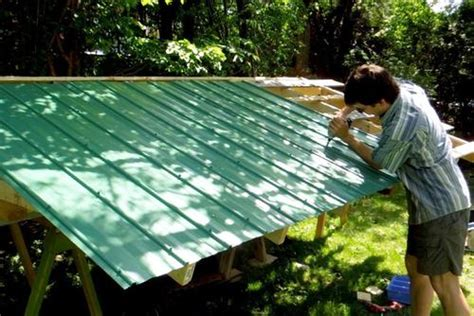 Arbor Building Plans building a shed metal roofing
