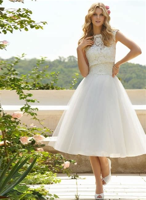 Dresses For Backyard Casual Wedding by Summer Outdoor Casual Wedding Dresses Styles Of Wedding