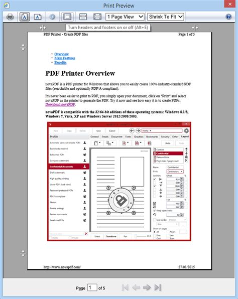 Create Printable Html Page | convert a web page to pdf