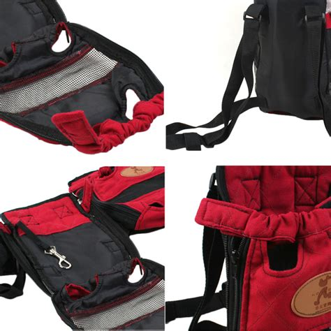 carrier front pack pet supplies cat carrier chest pack front backpack portable knapsack oe
