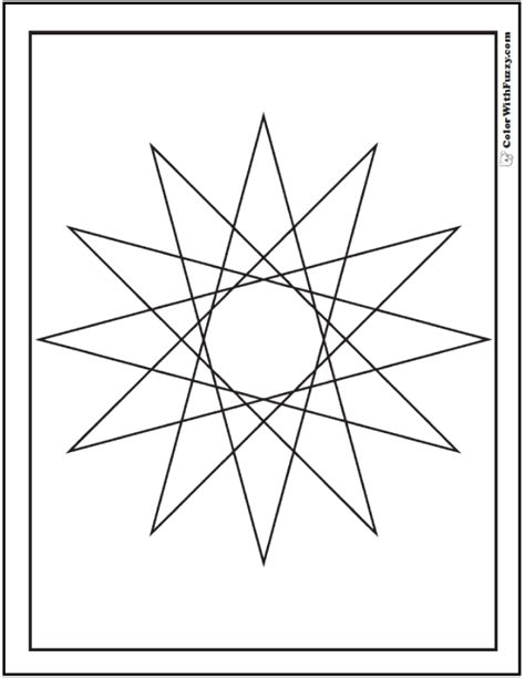 designs to color 70 geometric coloring pages to print and customize