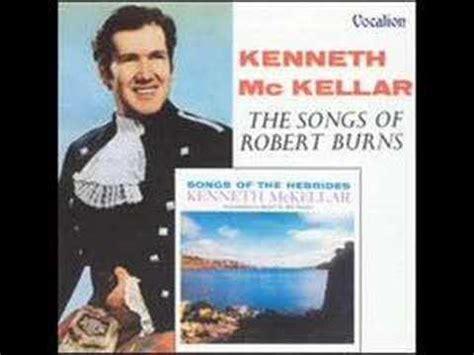 song robert argyle cbell afton water sung by ken mckellar yourepeat