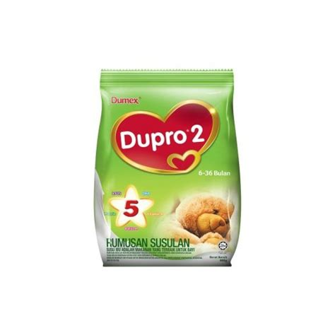 dumex dupro 2 6 36 months 900g food