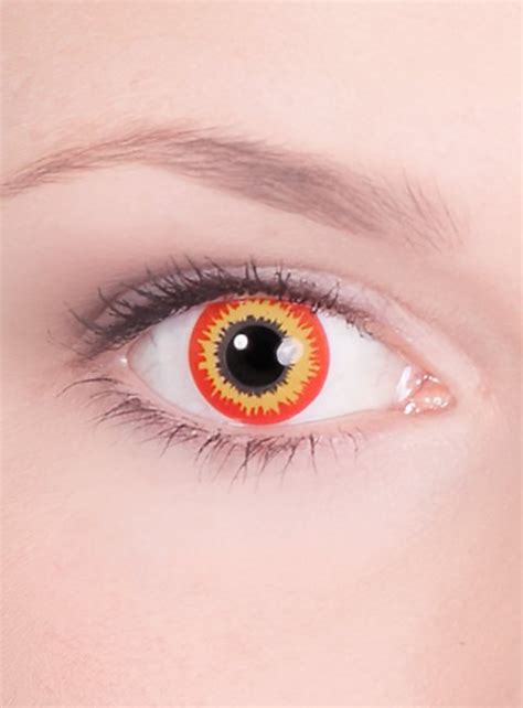 special effects color contacts orc special effect contact lens
