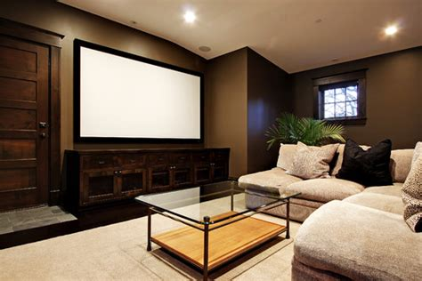 projector or tv for media room is that a tv or projector screen if it is a projector