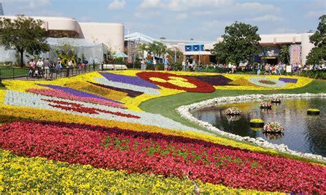 epcot international flower garden festival the 21st epcot international flower garden festival set