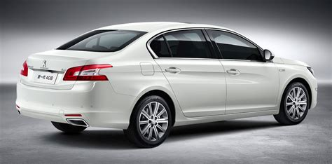used peugeot 408 peugeot 408 sedan unveiled at auto china 2014 image 243418