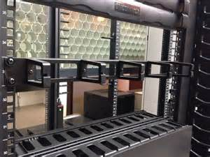 server rack cable management images