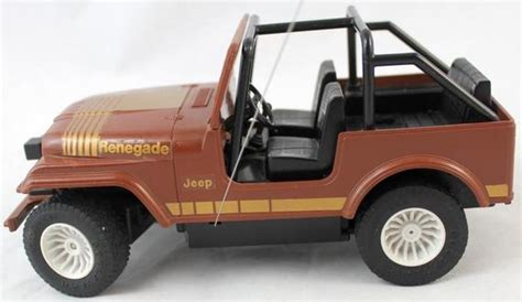 vintage jeep renegade vintage rc jeep renegade car sears 1981 ebay