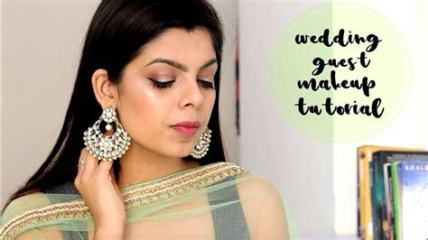 tutorial makeup pac new indian wedding guest makeup tutorial beautician