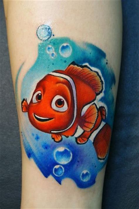 nemo tattoo designs 1000 images about tattoos disney on