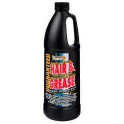 What Is The Best Drain Cleaner For Kitchen Sink Instant Power 33 8 Oz Hair And Grease Drain Opener 1969 The Home Depot