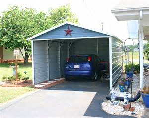 Single Carport Cost Steel Carport
