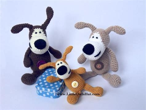 amigurumi pattern dog free crochet dog patterns to stitch for pup lovers