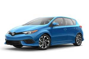 Toyota Hatchback 2017 Toyota Corolla Priced At 19 365 Corolla Im Hatch At
