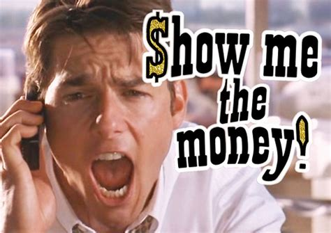 show me show me the money educator fights back