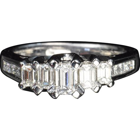 stained glass pendant lights 1 5 carat diamond ring tiffany 1 5 carat emerald cut diamond band timeless antiques