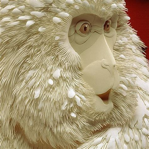 How To Make 3d Paper Sculptures - paper sculpture calvin nicholls