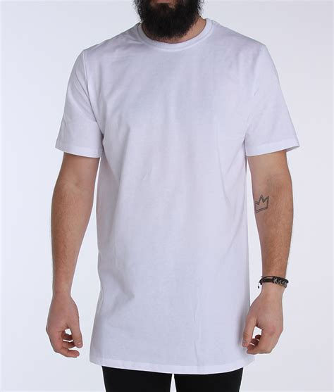 White Rea white tees basic plain shirts