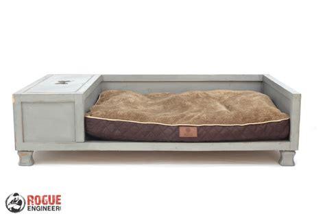 diy large dog bed diy large dog bed plans rogue engineer