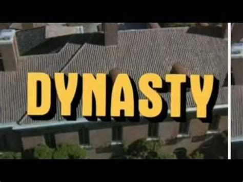 theme song empire dynasty theme tune the ultimate 80s soap opera youtube