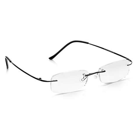 reading glasses half rimless louisiana brigade