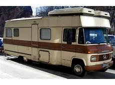Mercedes-Benz Camper