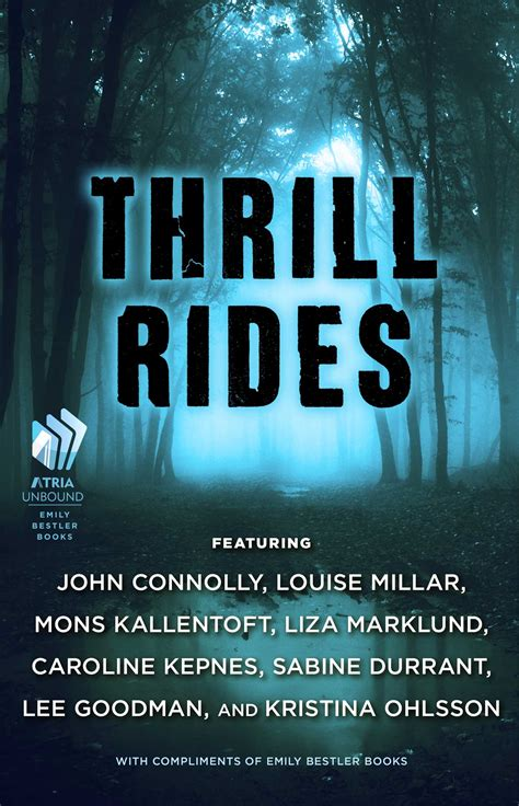Book Review It And It By Sabine Durrant by Thrill Rides Ebook By Connolly Louise Millar Mons