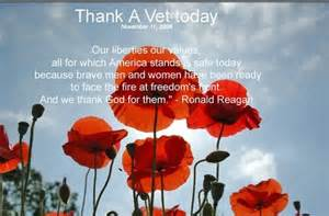 thank a vet today veterans day 11 11 08 through the