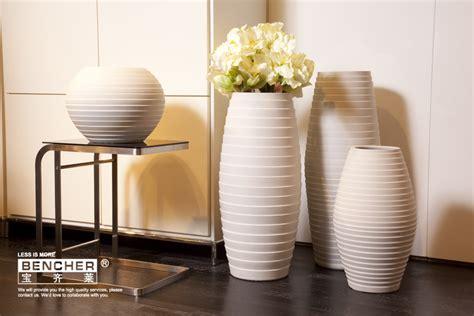 Living Room Vase Ideas Continental Floor Modern Simple Ceramic Vase Crafts Living