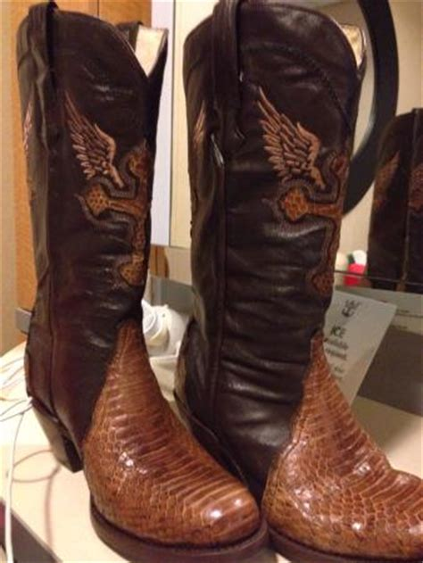 rogers boots alligator boots i bought at rogers boots picture of