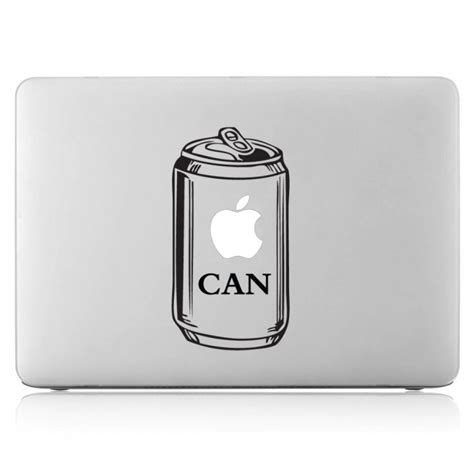 Apple Juice Aufkleber apple juice can laptop macbook vinyl decal sticker