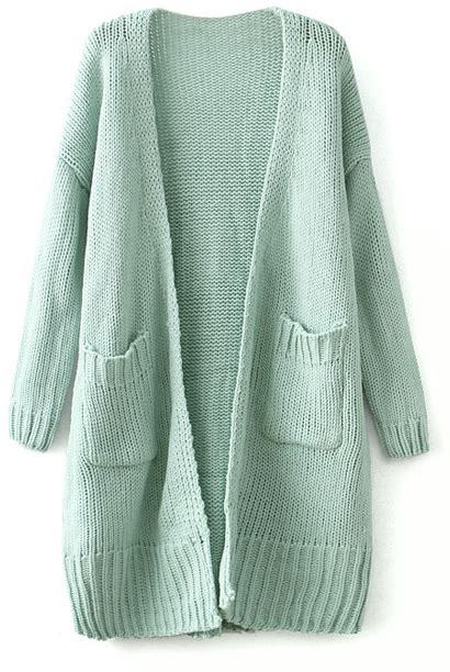 Open Front Light Cardigan open front light green cardigan where to buy how to wear