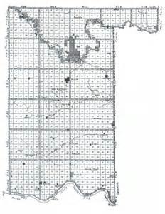 Plat Maps by Pottawatomie County Maps Oklahoma