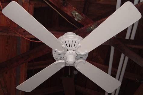 fasco ceiling fans fasco charleston 3rd ceiling fan model 452 white