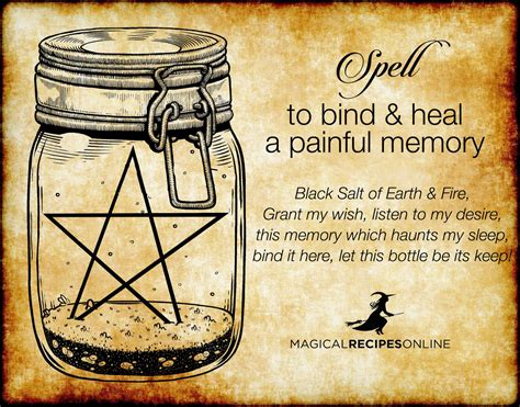 hex j and the magic glass books a spell to bind heal a memory magical recipes