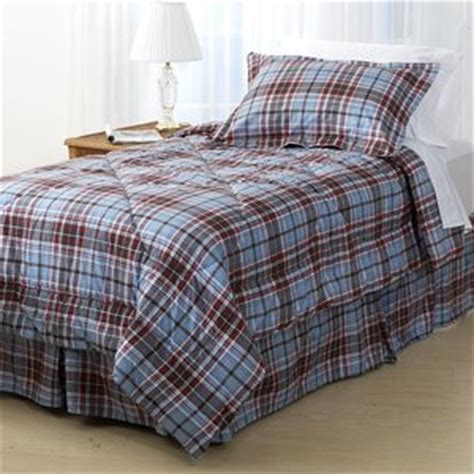 twin plaid comforter com gables plaid comforter set in twin size