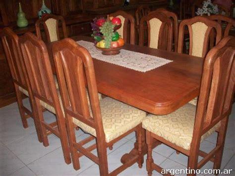 algarrobos muebles de algarrobo en machagai