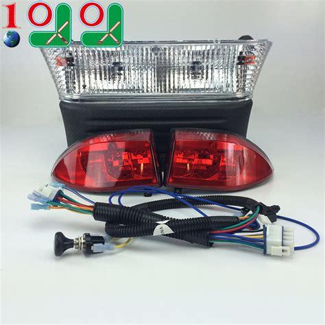 Led Lights For Golf Carts by 10l0l Golf Cart Light Kit Led Lights For New Club Car