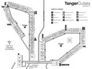 tanger outlet maplets