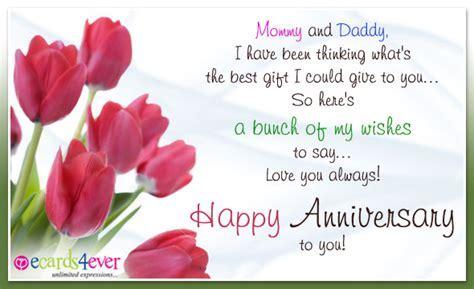 Anniversary Greeting Cards   Happy Anniversary Greetings