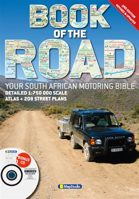 the motoring south africa book of the road your south motoring bible