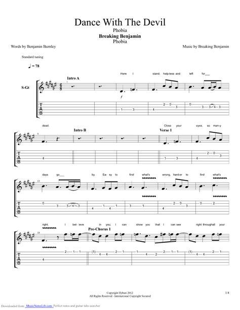 Diary Of Jane Guitar Pro Tab Downloads