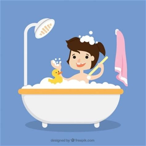 take shower vectors, photos and psd files | free download