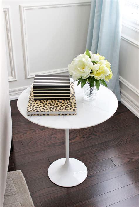 ikea tulip table to present hassle free and minimalist